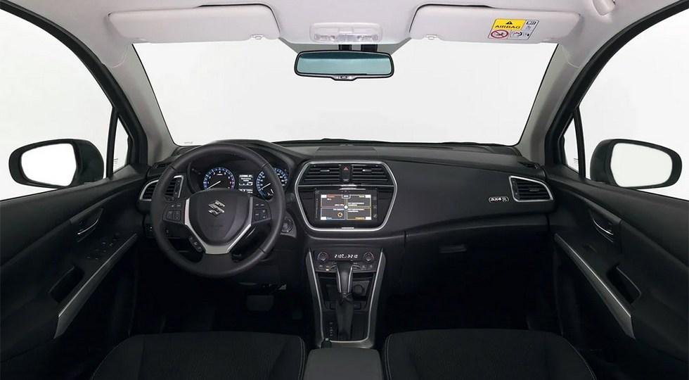 Suzuki SX4 получил в России лимитированную спецверсию для путешествий