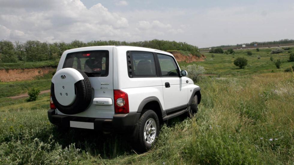 ТагАЗ Tager '2008–13