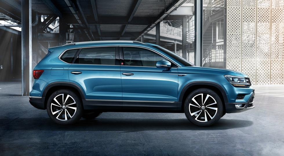В России пропишется новый кроссовер Volkswagen. Он будет дешевле Tiguan