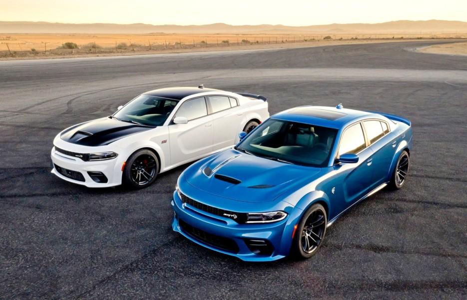 Два толстяка: Dodge Charger получил расширенный кузов