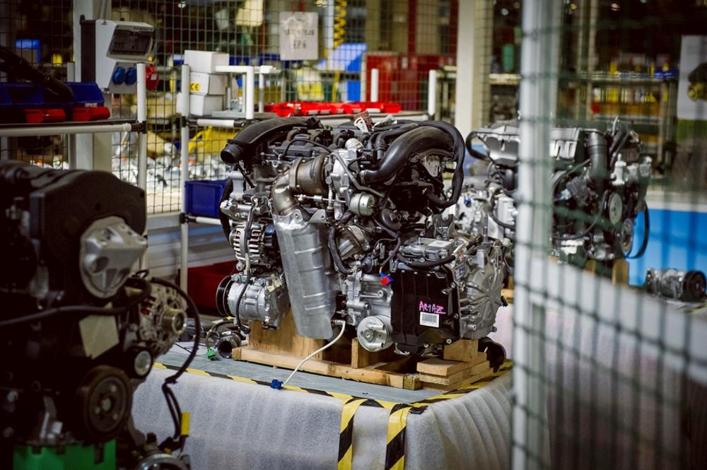 Groupe PSA будет производить в России двигатели и коробки передач