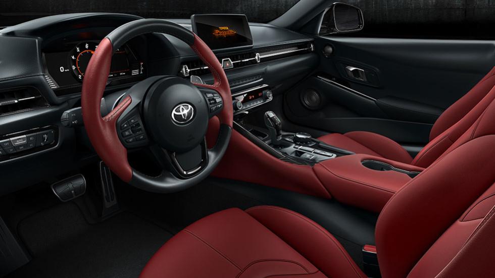 Toyota Supra A90 Edition в России распроданы в первый день