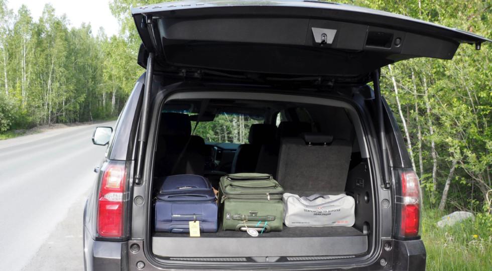 Большие и разные: экспедиционный сравнительный тест Chevrolet Tahoe и Traverse