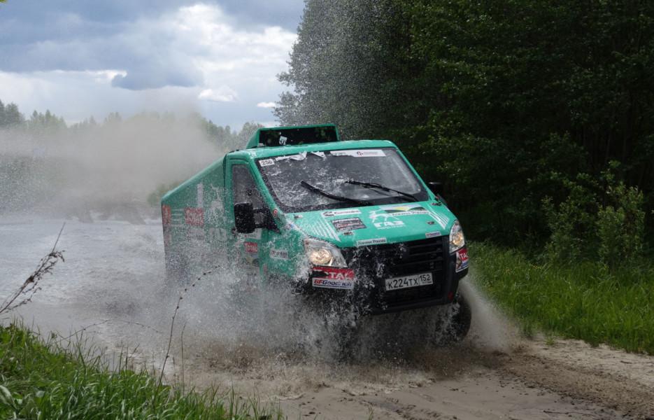 3-ий этап Кубка России по ралли-рейдам!