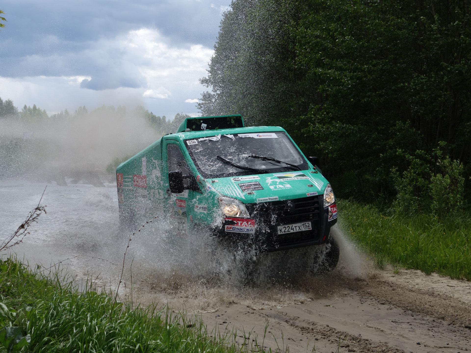 Ульяновские земли вновь принимают у себя этап Кубка России по ралли-рейдам!