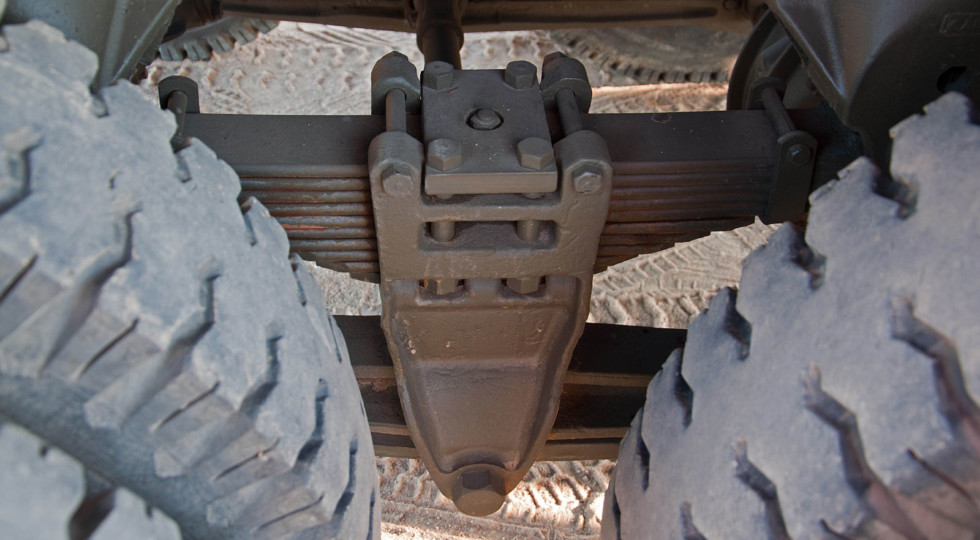 Сын войны и трактора: тест-драйв International M-5H-6
