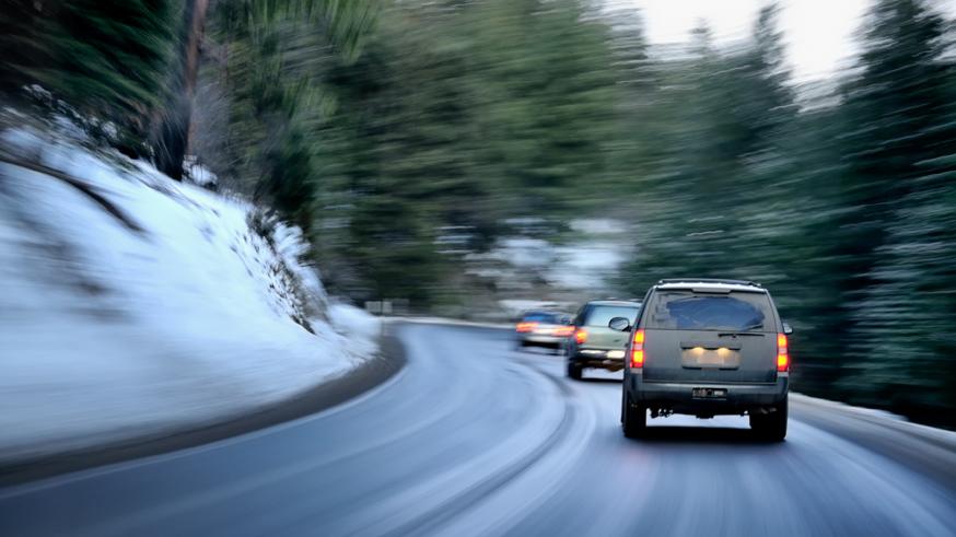 На российских трассах появятся участки со повышенным скоростным лимитом