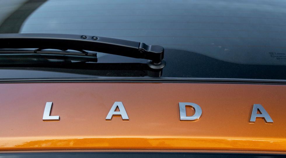 Калина разная: первый тест-драйв Lada Granta Cross