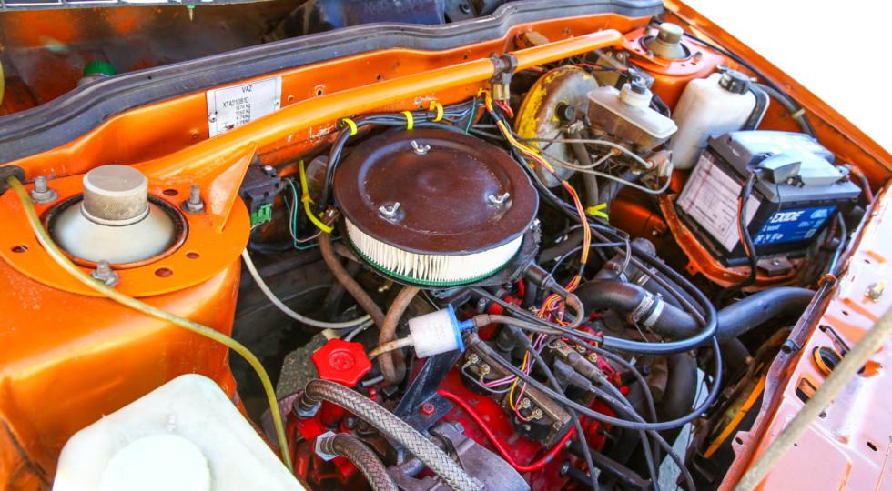 Роторная морковка: тюнинг Lada Samara Fun