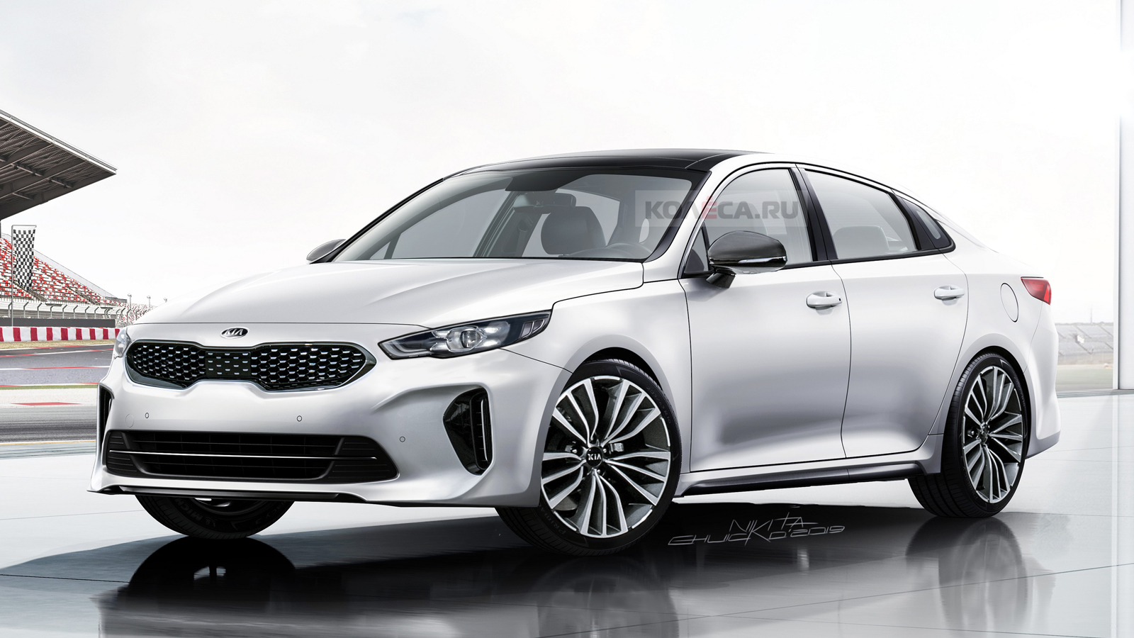 2020 Kia Optima mkV 20