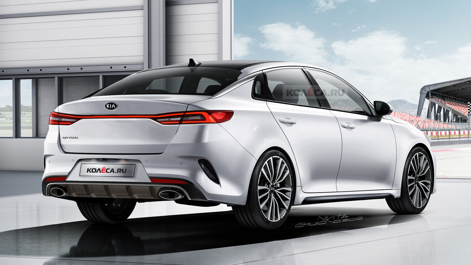 2020 Kia Optima mkV 21