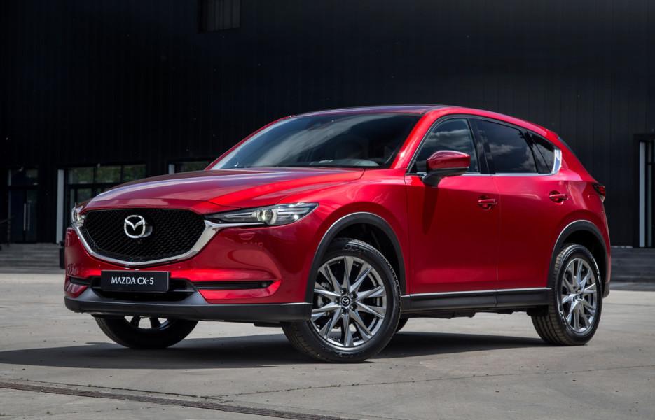 Новая Mazda CX-5 теперь не заваливает в поворотах, но об этом почти никто не знает…