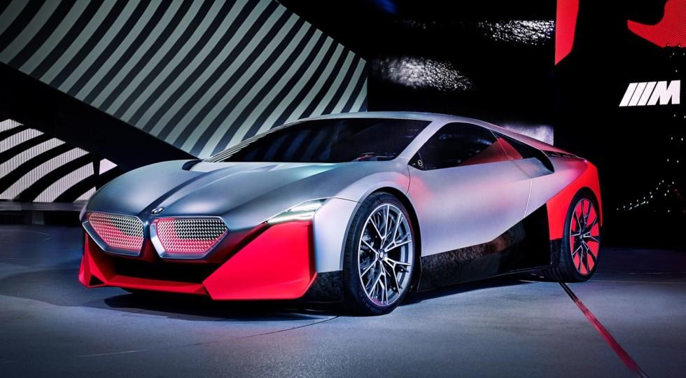 BMW Vision M Next: «эмка» несбыточных надежд