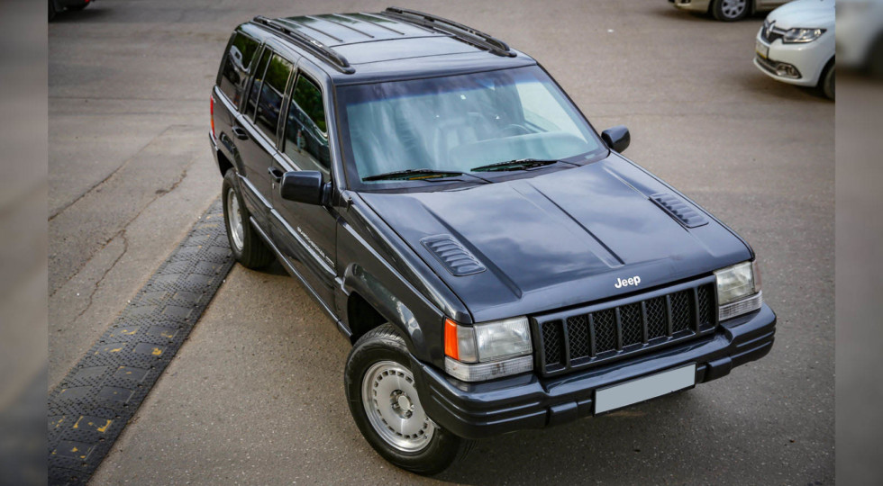 Самый быстрый бандюган: опыт владения Jeep Grand Cherokee ZJ 5,9