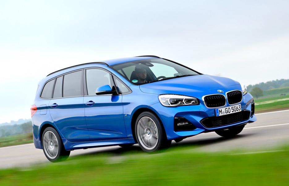 BMW откажется от компактвэнов. Их владельцев пересадят на кроссоверы