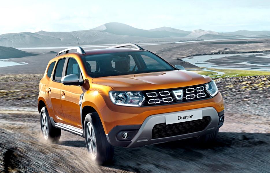 Авторынок Европы: Nissan сдаёт позиции, Dacia рвётся в лидеры