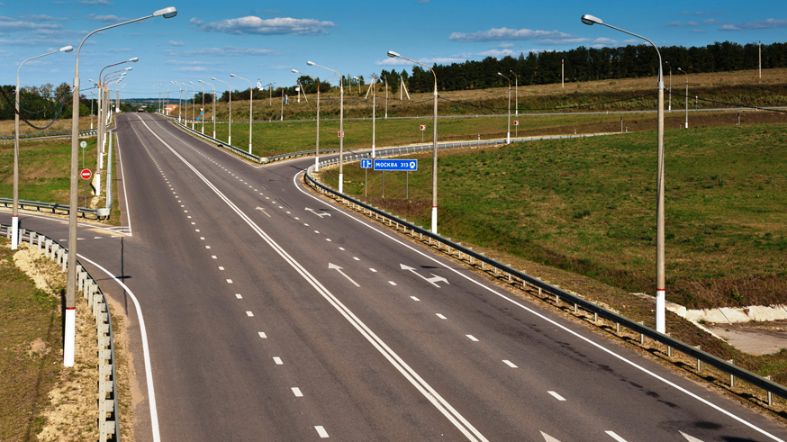 Новый участок трассы М-4 «Дон» стал платным