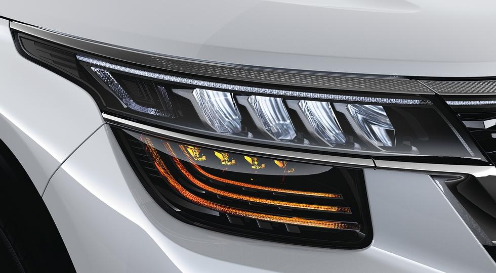 Конкурент Креты от Kia: бензин или дизель, богатое оснащение. Ждём в России