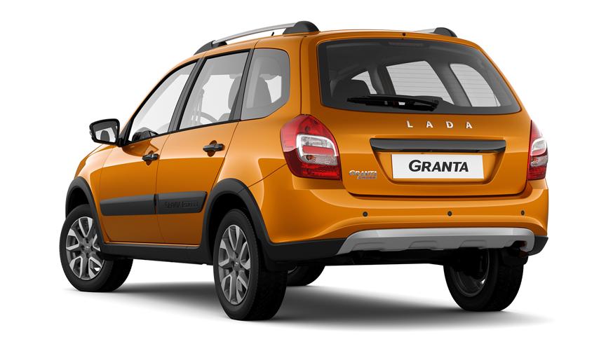 Кросс-версия Lada Granta оказалась ненамного дороже обычного универсала