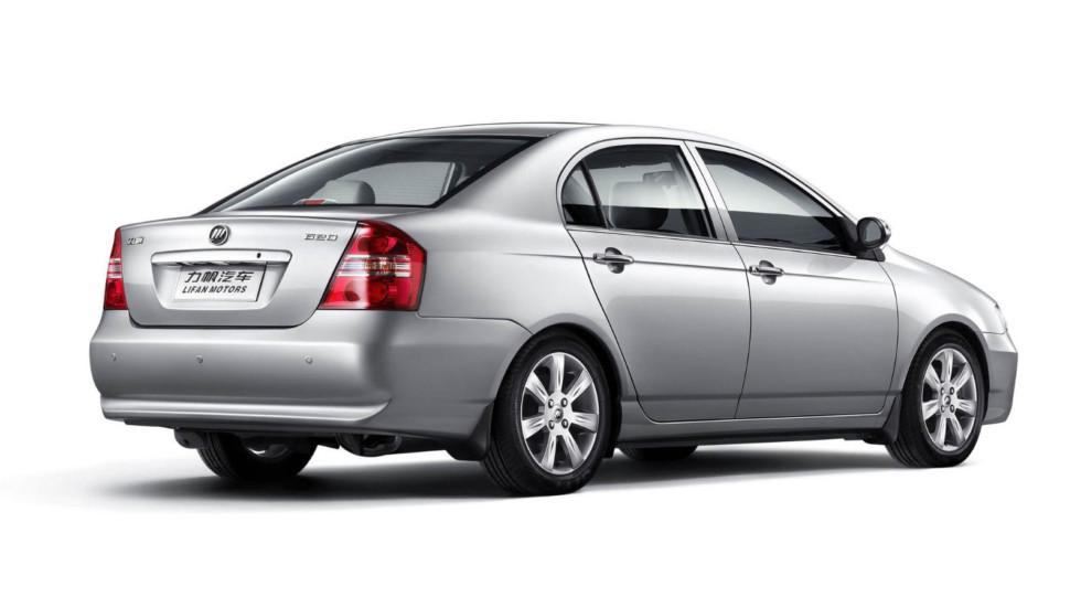 Lifan 620 (LF7162) '2008–13