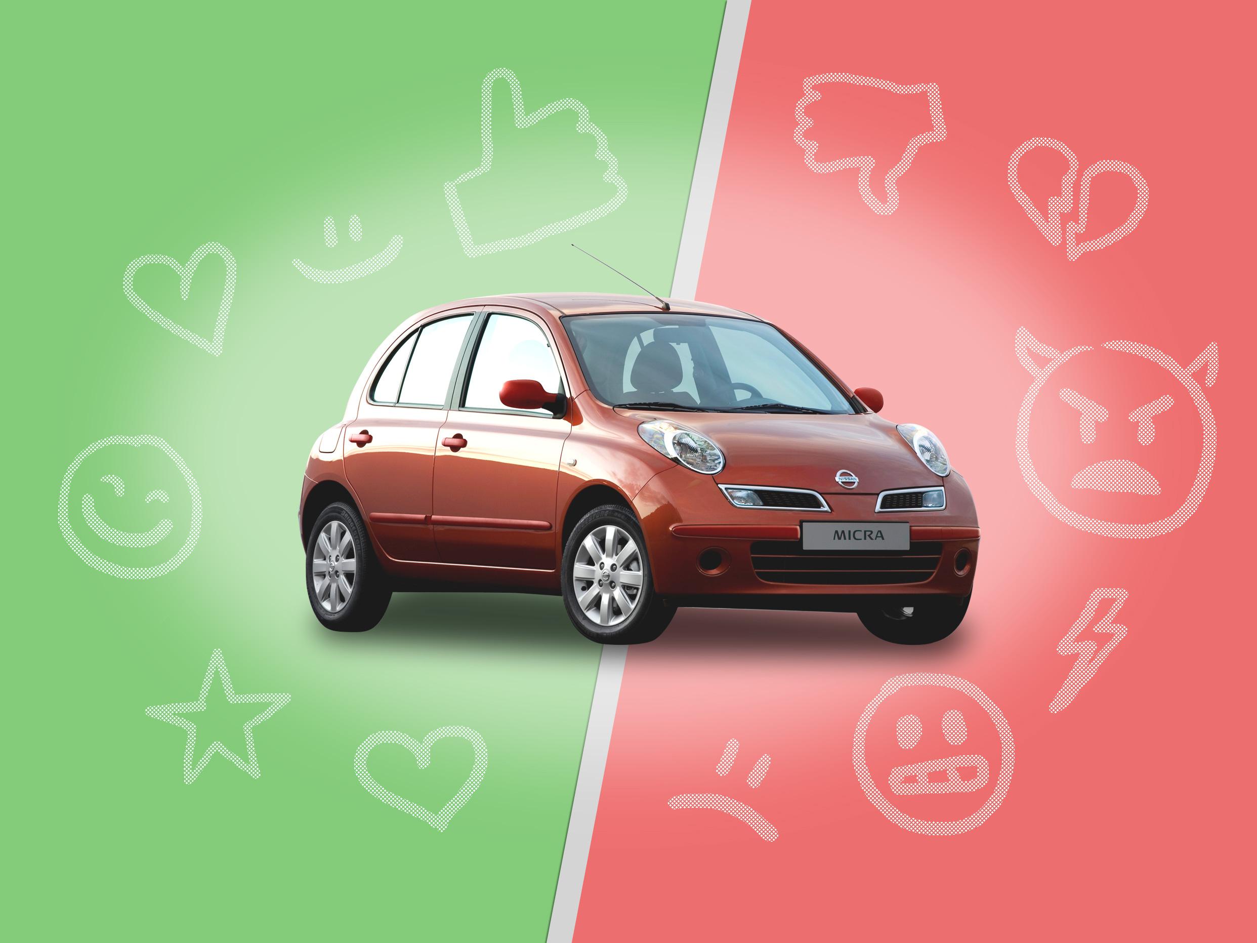 5 причин любить и ненавидеть Nissan Micra III