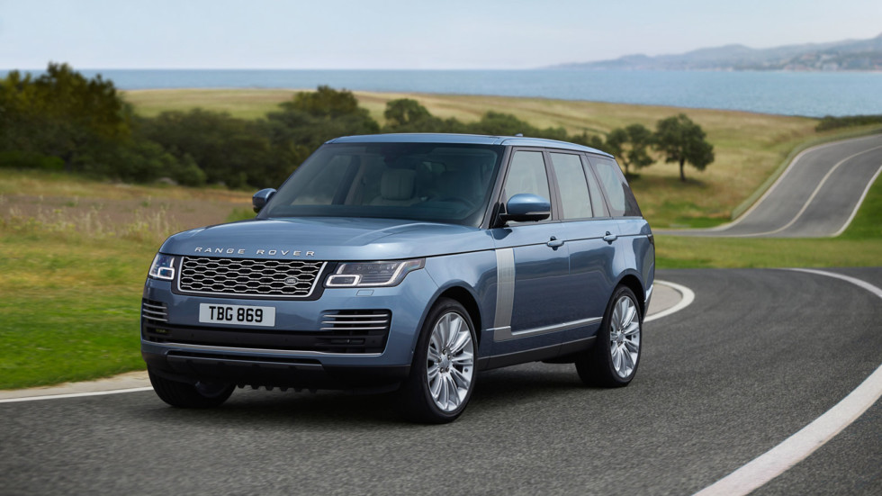 Range Rover Autobiography (L405) '2017–н.в.
