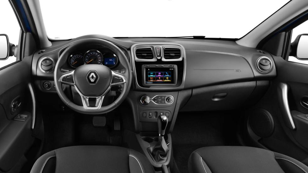 Renault Logan Stepway CIS-spec '2018–н.в.
