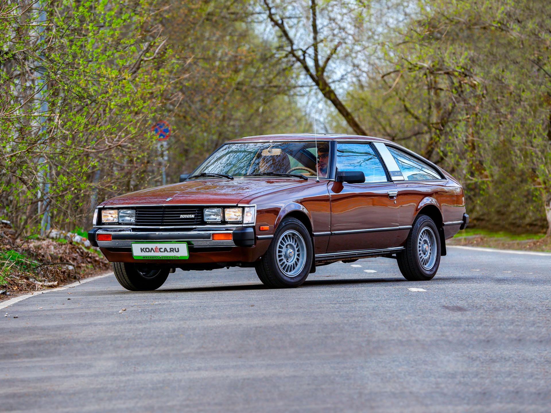 Прабабушка самого популярного купе в России: опыт владения Toyota Celica