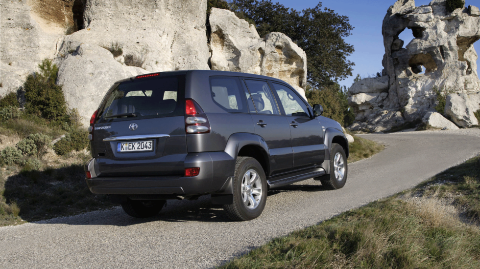 Toyota Land Cruiser Prado (120) �2002�09