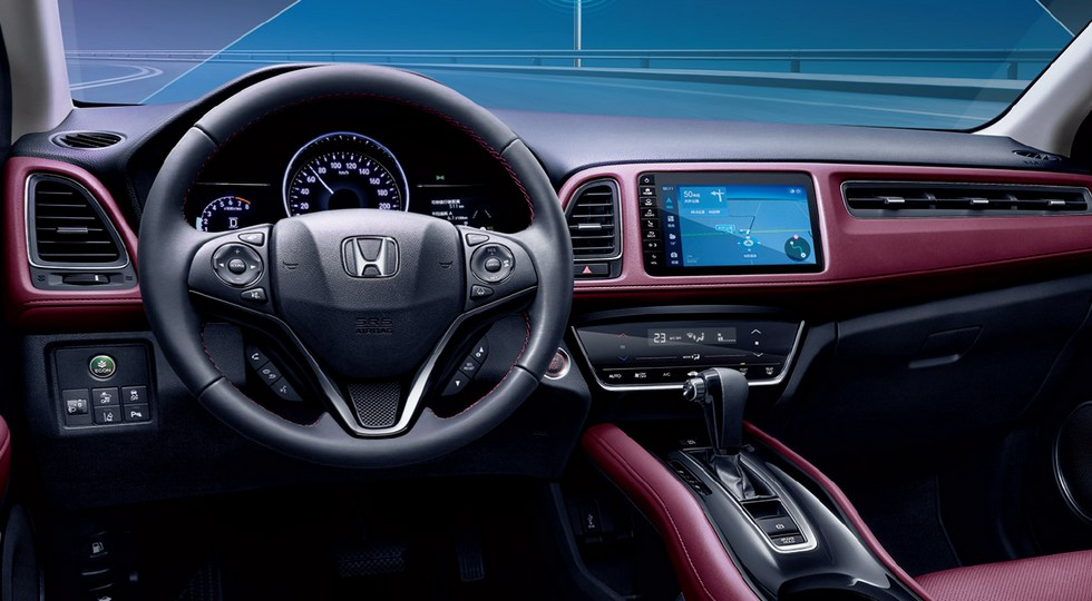 Клон Honda HR-V после рестайлинга тоже обзавёлся турбомотором