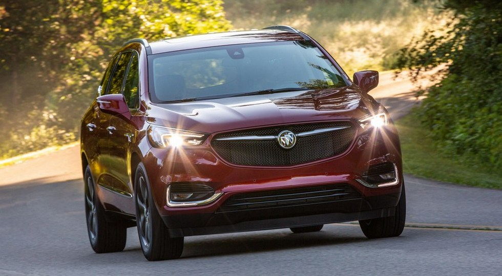 Buick Enclave Sport Touring