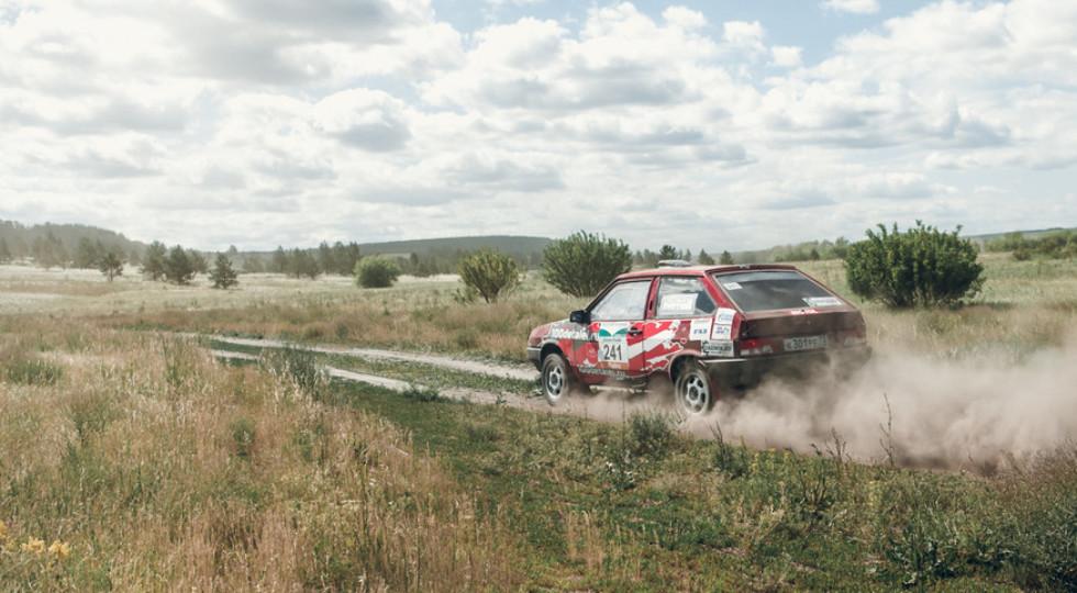 Баха «Холмы России» – новая трасса привлекла рекордное количество участников