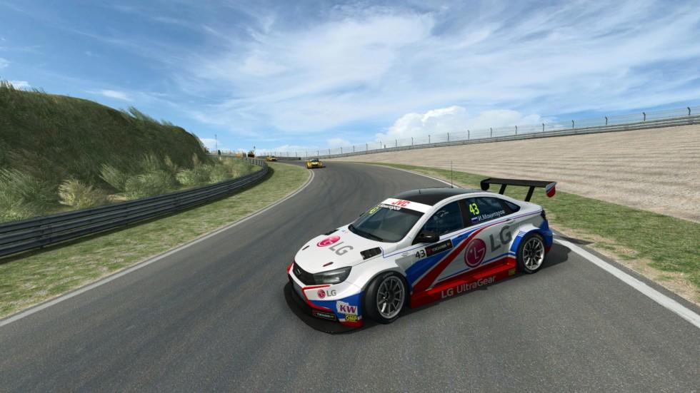 Обзор 3 этапа виртуального чемпионата LADA e-Championship