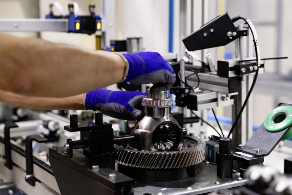 Новая МКП от Volkswagen: меньше масла, чище воздух