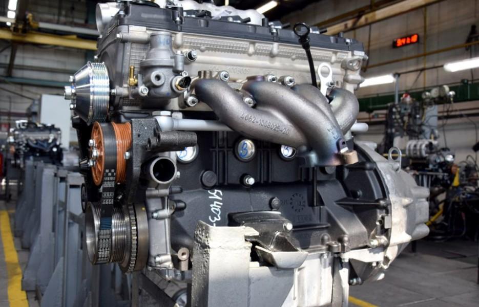 УАЗ Патриот с «автоматом» получит модернизированный двигатель ЗМЗ