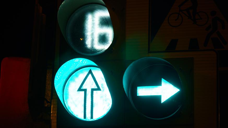 Светофоры в России будут обслуживать по единому стандарту