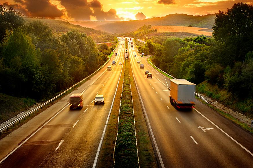 Проект первой частной автотрассы в России получил одобрение властей