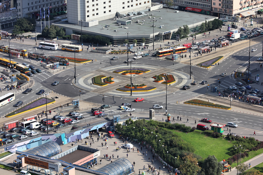 Турбоперекрёстки и квадратные светофоры могут появиться в России