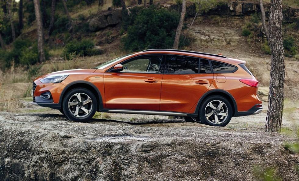 В погоню за Аутбеком: Ford заменит Mondeo кросс-универсалом