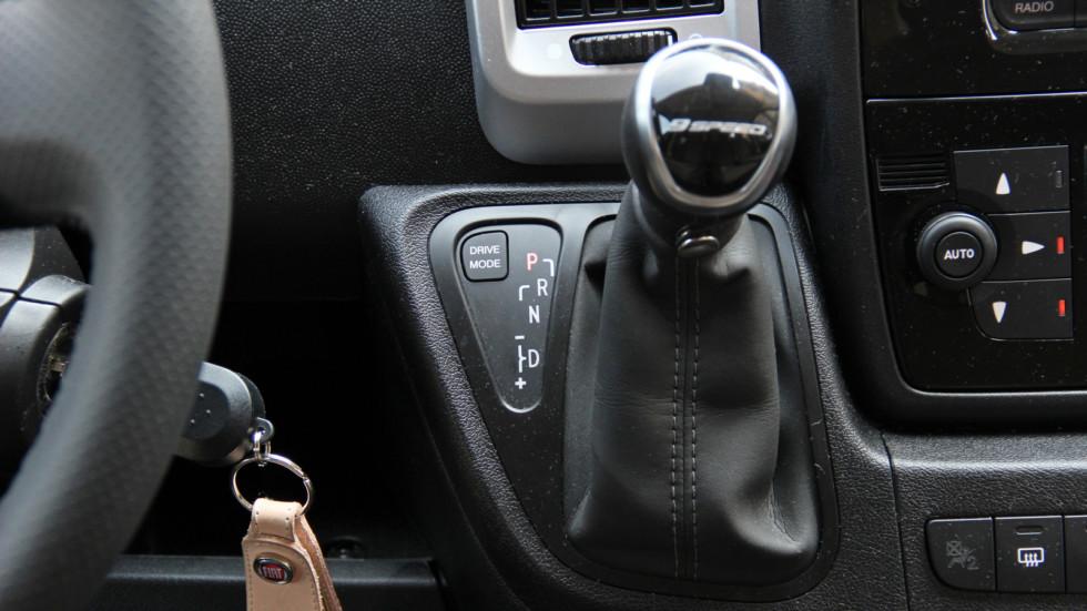 Сила – в простоте: тест-драйв обновлённого Fiat Ducato