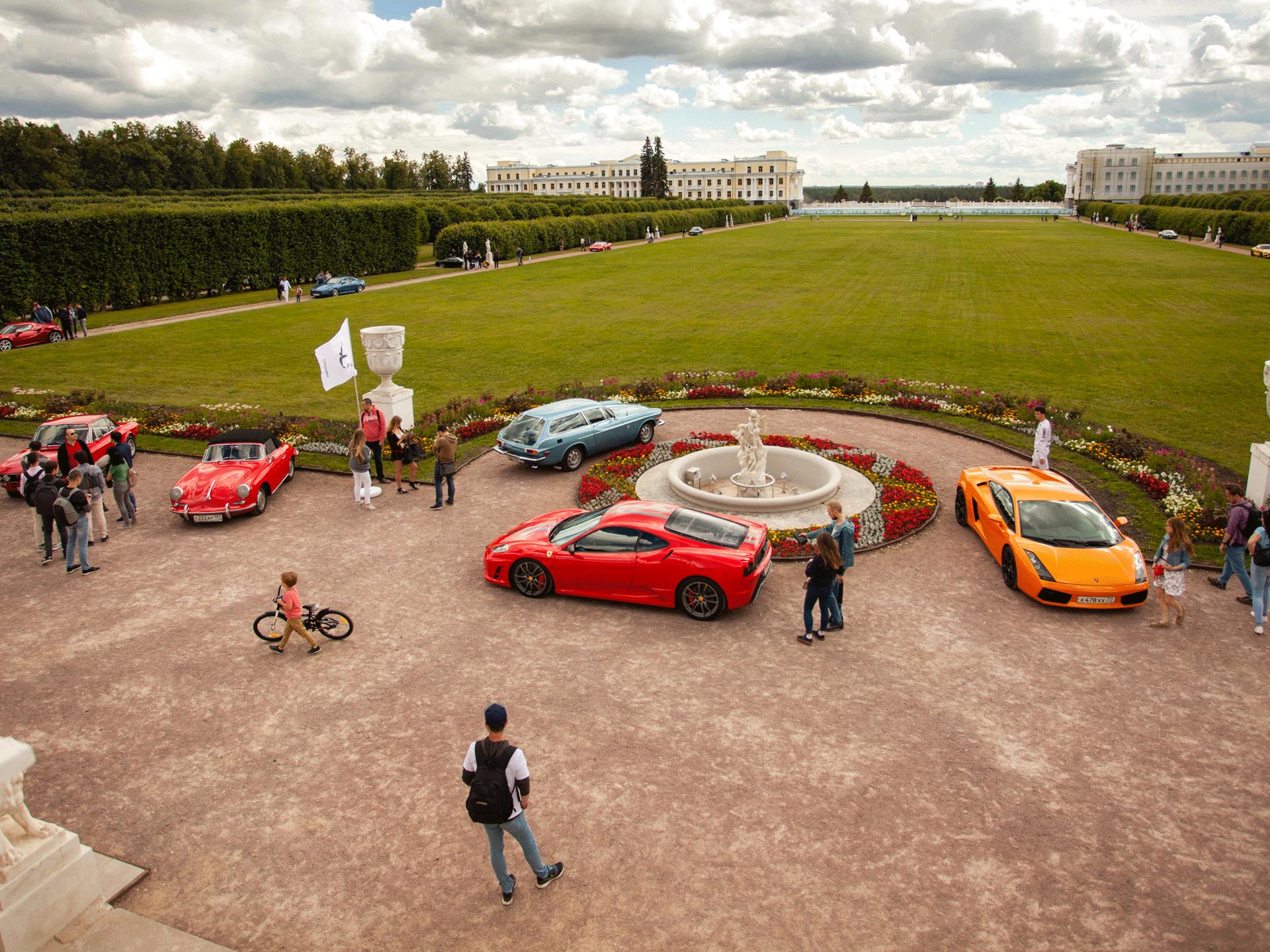 Автокультура в Архангельском 2019
