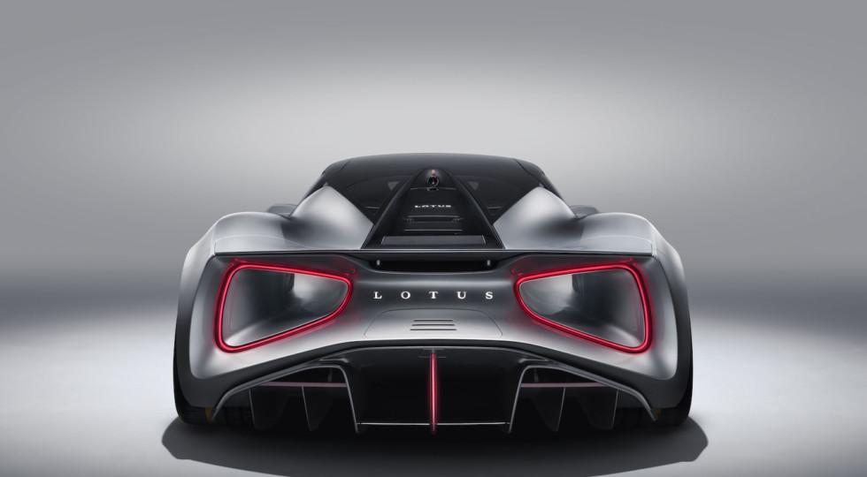 Lotus Evija: самый мощный серийный автомобиль в мире — 2000 л.с.!