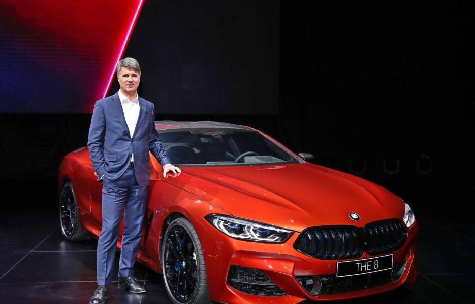 Не выдержал напряжения: глава BMW Харальд Крюгер уходит в отставку
