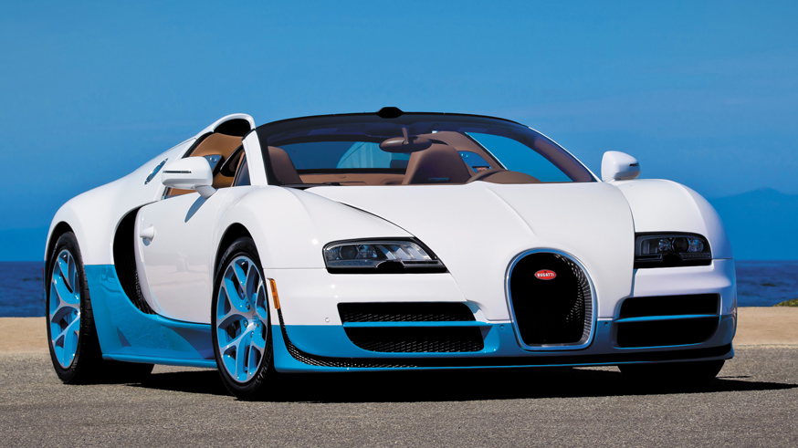 В список роскошных автомобилей в РФ не вошли некоторые модели Tesla и Bugatti