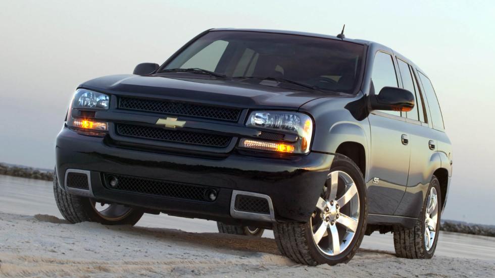 Chevrolet TrailBlazer '2001–08