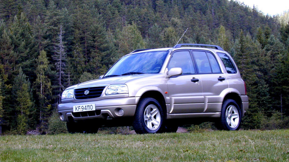 Suzuki Grand Vitara '1998–2006