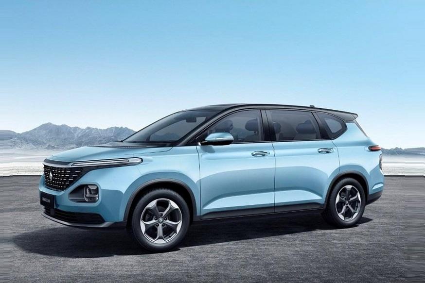 Теперь кроссвэн: ещё один «китаец» перевоплотится в новую модель Chevrolet