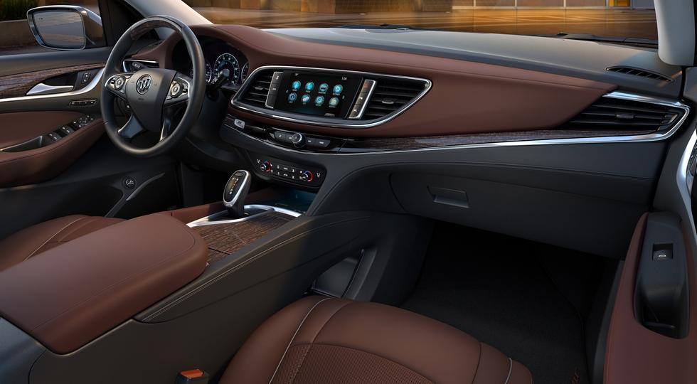 Обновлённый флагман Buick: «спорт» без увеличения мощности. Зато выросла цена