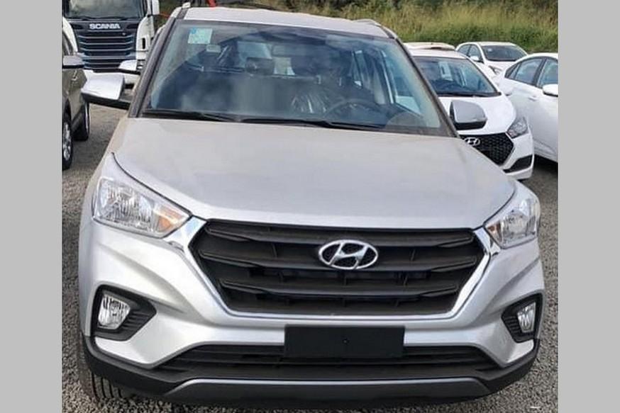Рестайлинговый паркетник Hyundai Creta: снова мимо России