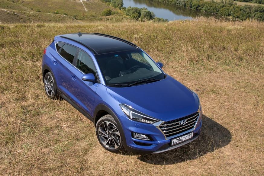 Российский Hyundai Tucson обзавёлся мощным «атмосферником», который «питается» АИ-92